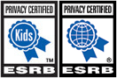 ESRB Privacy Certified Kids Logo